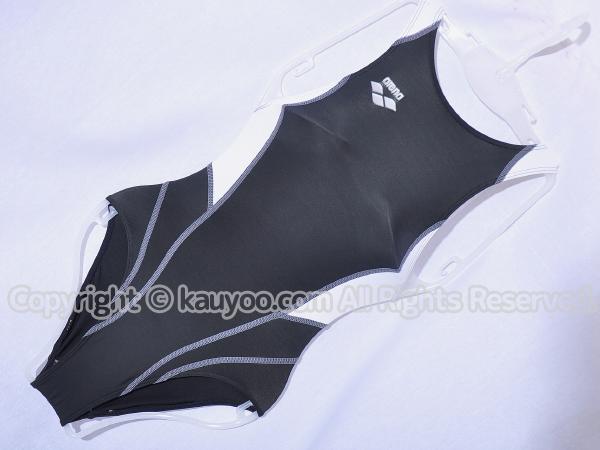 【買取】ARENAアリーナNUX-W JrリミックFINA承認FAR-0524WJ競泳水着