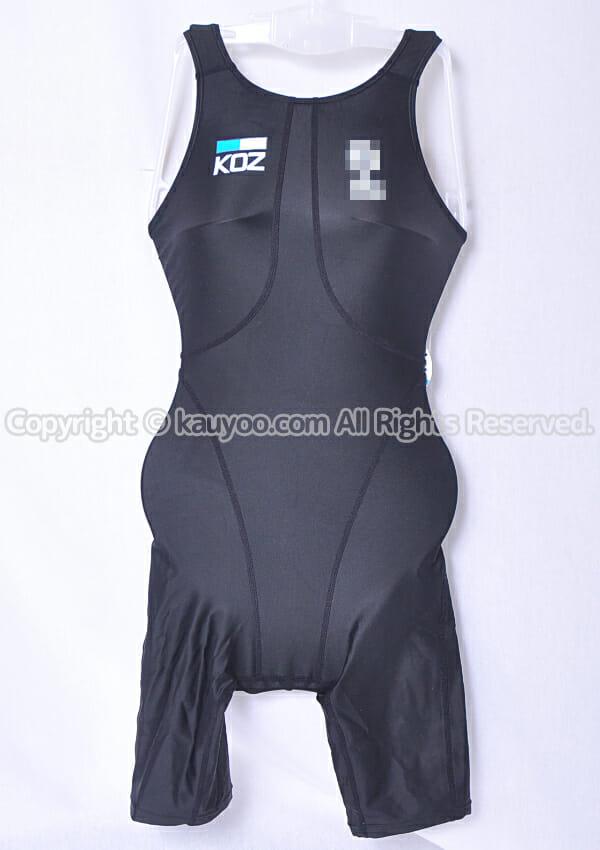 【買取】KOZ Type R 超撥水 Fina承認 ハーフスパッツ競泳水着 KOZ-036WK