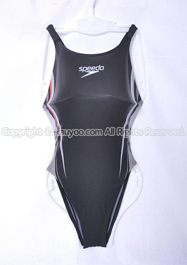 【買取】Speedo スピード flyingfish レースカットスーツ 競泳水着 SD48A54
