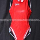 speedo スピード ウォーターポロ S2000 水球水着 競泳水着 NZ-7556-2 レッド