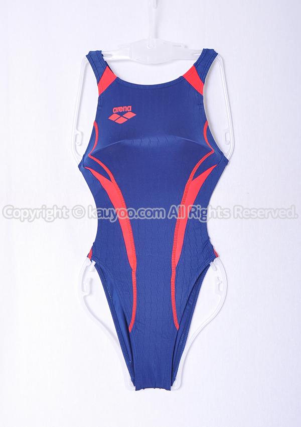 【買取】arena アリーナ X-PYTHON リミック Fina承認 競泳水着 OAR-2507WC NV01