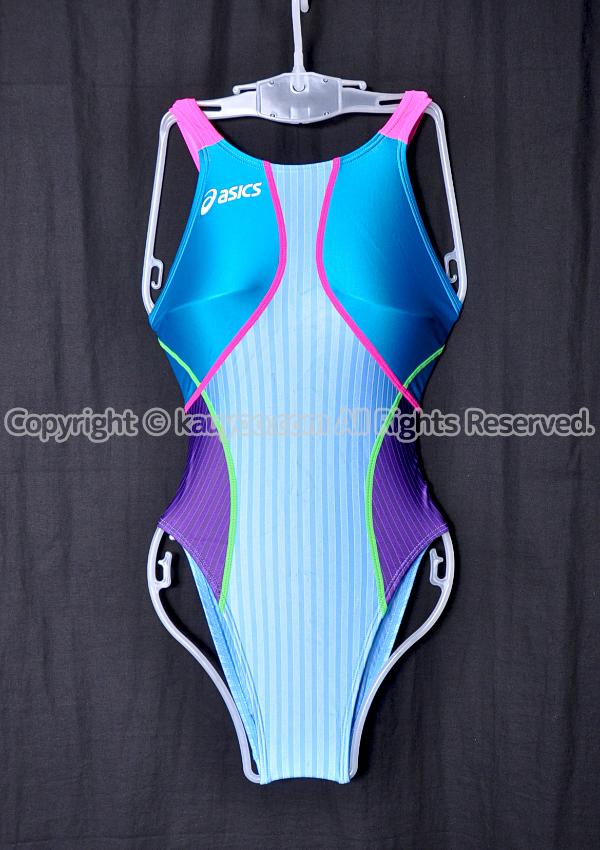 【買取】asics アシックス TLINER TYPEZERO-X ALS40D 競泳水着 カスタムオーダー