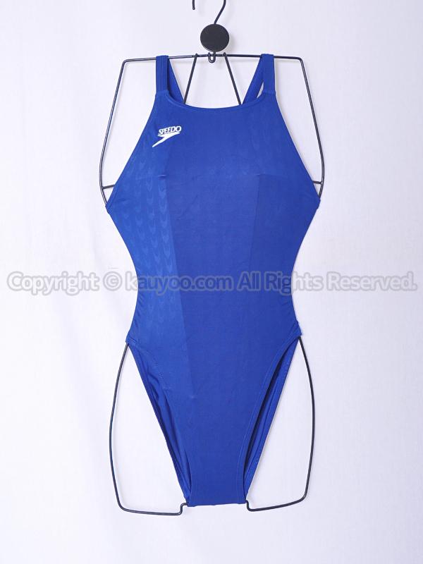 【買取】旧SPEEDO スピード アクアブレード2 マーキュライン競泳水着 コバルト
