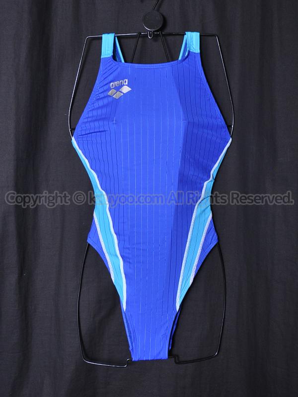 【買取】arenaアリーナARN-6162WスーパーストラッシュJハイカット競泳水着RYLB
