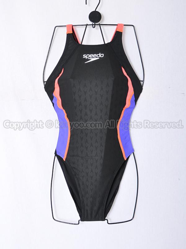 【買取】speedoスピードFLEXΣフレックスシグマWエイムカット4 Fina承認SD47B45競泳水着VR
