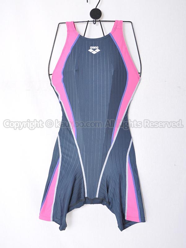 【買取】arenaアリーナSAR-1106WYストラッシュJⅡマスターズSPハーフスパッツ競泳水着CGPP