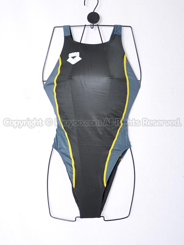 【買取】arenaアリーナ初期NUXニュークスARN-5041Wリミック競泳水着BRGY