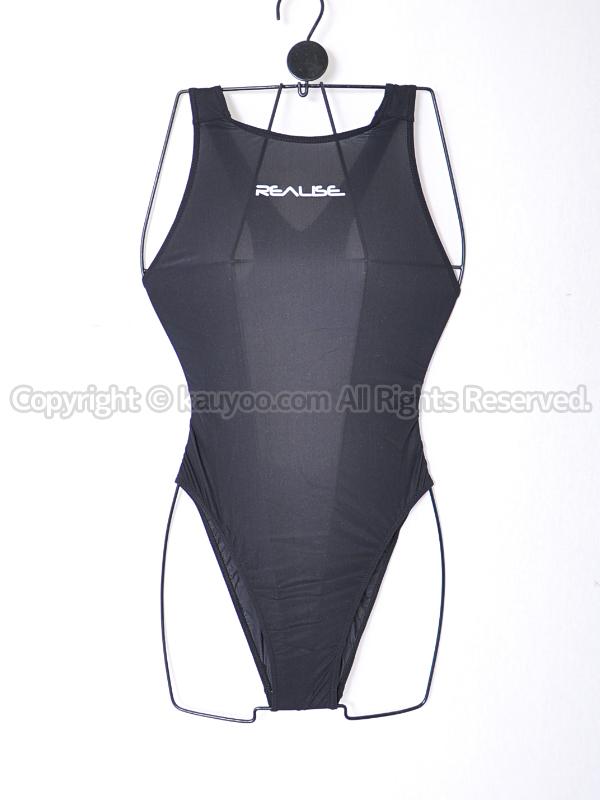 【買取】リアライズREALISEセカンドスキン競泳水着風コスチュームN-1001ブラック