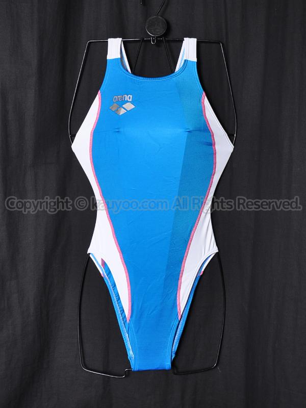 【買取】arenaアリーナ初期NUXニュークスOAR-5041Wリミック競泳水着JD17別注