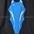 arenaアリーナX-PYTHONリミックFAR-2507WCハイカット競泳水着ブルーJBLU