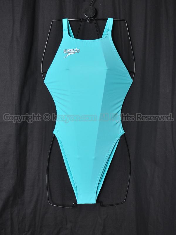 【買取】speedoスピード別注Fastskin XT-Wレースカット競泳水着SCW01920Nバリブルー