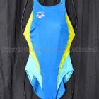 arenaアリーナ初期NUXニュークスARN-7014WLスイムテック21競泳水着MBKM